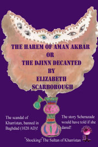 The Harem of Aman Akbar by Elizabeth Ann Scarborough