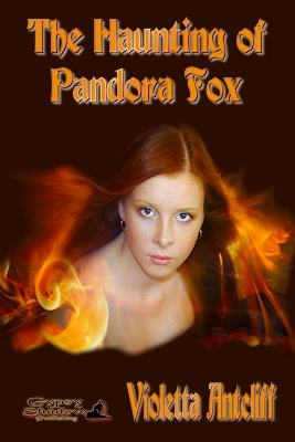 The Haunting of Pandora Fox by Violetta Antcliff