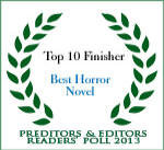 Top Ten Award for Horror, 2013