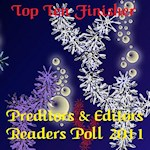 2011 Top Ten P&E Readers Award--Children's Novel